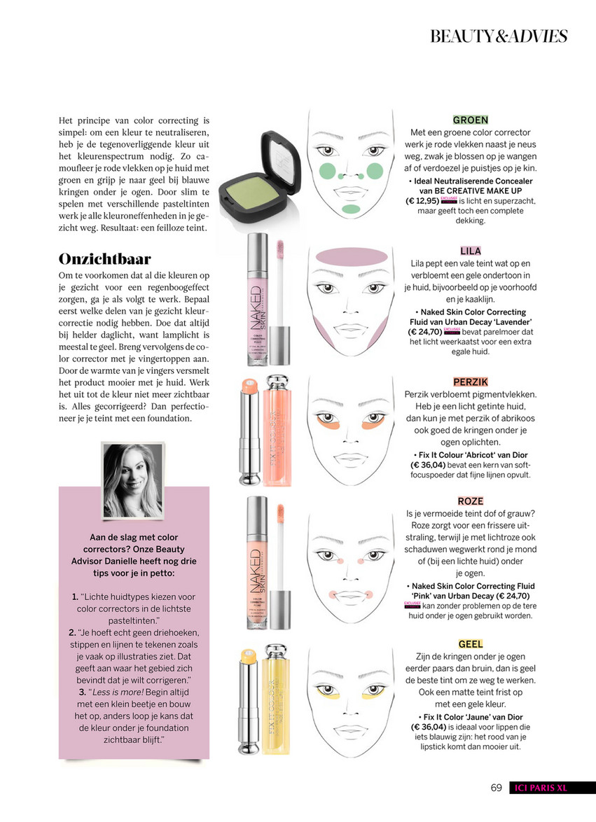 Beauty You Nl Beautyyou November 2016 Pagina 66 67